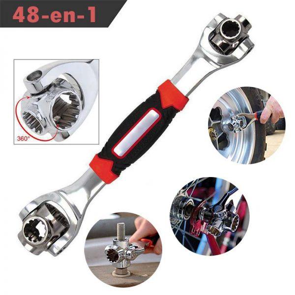 rotary ratchet 48 en 1