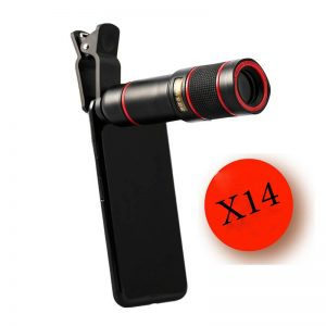 télescope smartphone zoom x14